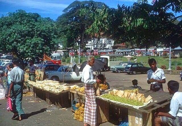 Old Sri Lanka Photo