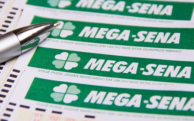 Mega-Sena acumula e próximo sorteio deverá pagar R$ 12 milhões