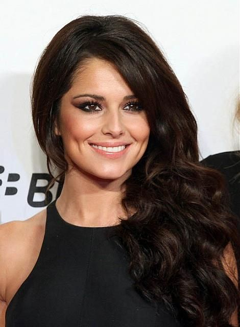 Dark Chestnut Brown Hair beauty
