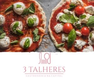 3 Talheres - Gastronomia na Capital