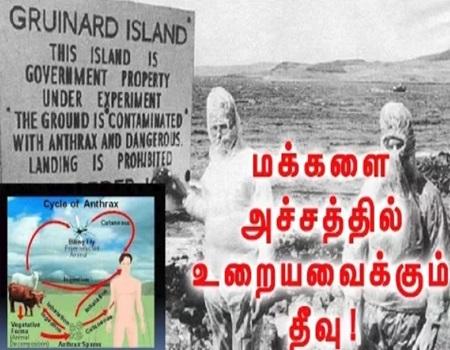 The Mystery Gruinard Island
