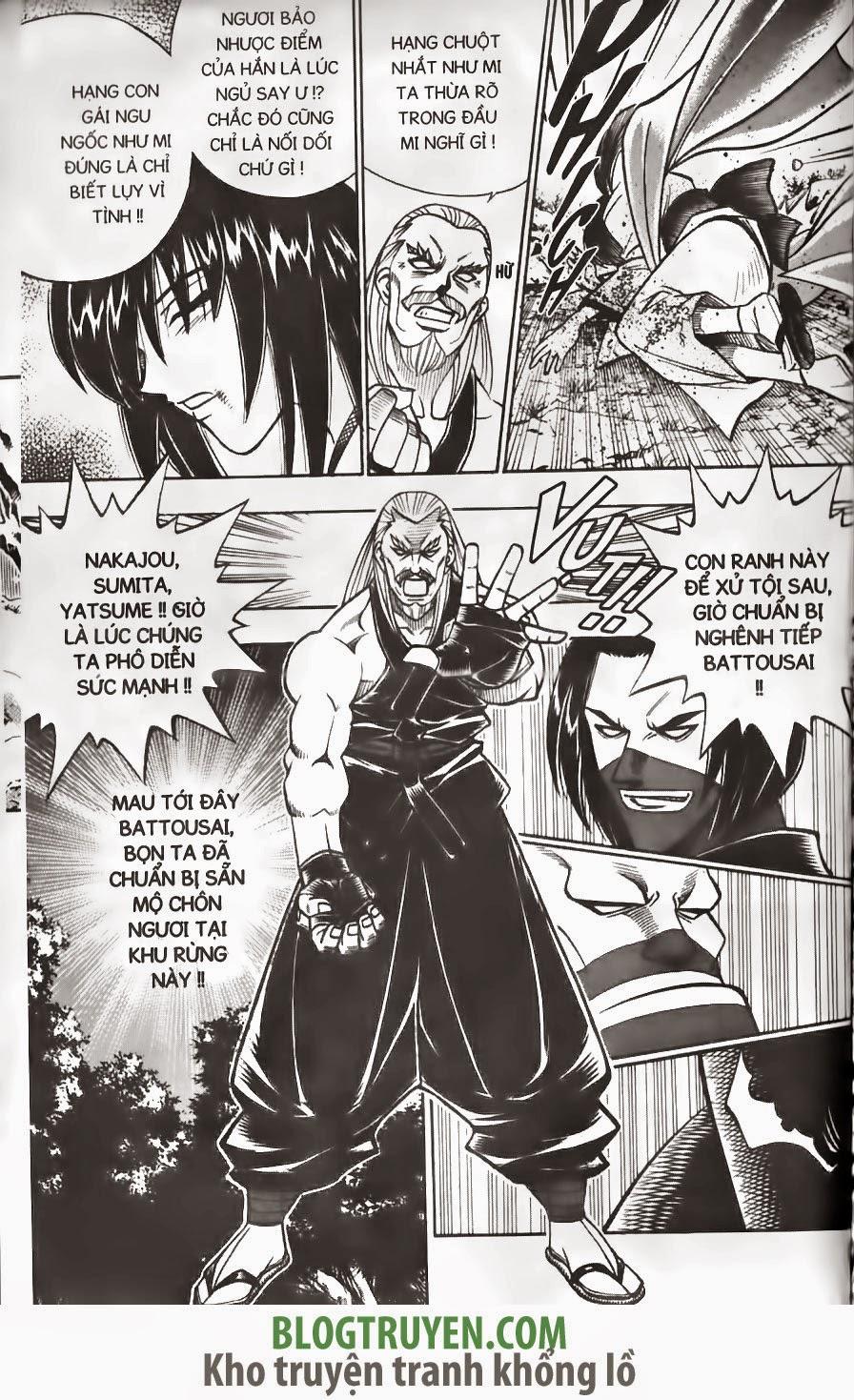 Rurouni Kenshin chap 175 trang 10