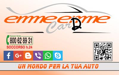 La Emmeemme Card  è l'unica ed originale Carta Fedeltà di Carrozzeria Emme Emme.