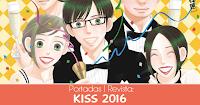 Portadas: Kiss 2016