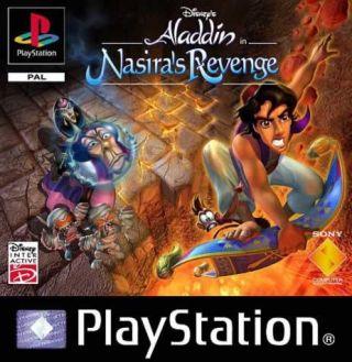 aladdin y la venganza de nasira psx