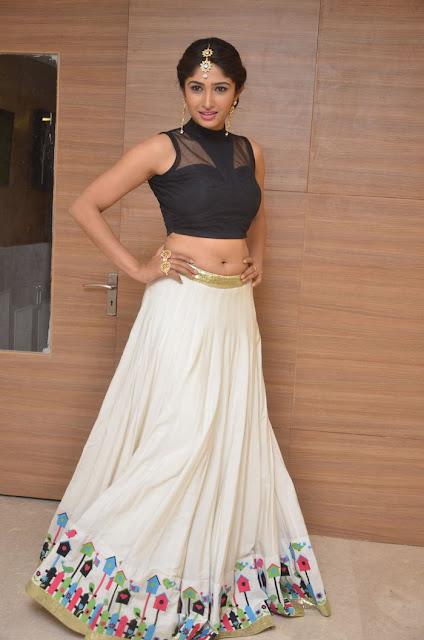 Roshini Prakash navel