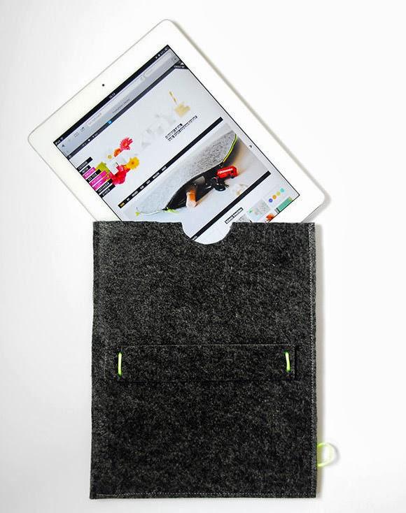 Funda para iPad en 10 minutos
