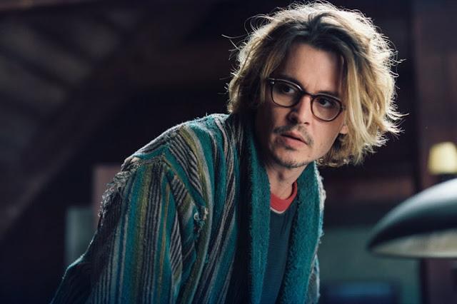 Johnny Depp's Hair Fashion