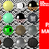 Pack with 20 materials for vray 3.4 skp