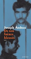 joseph andras freres blesses actes sud