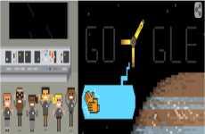 La sonda espacial Juno llega a Júpiter y Google lo celebra con un doodle animado