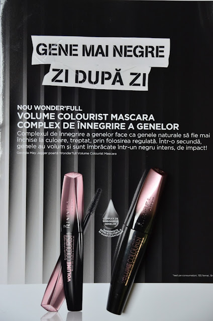 volume colourist mascara