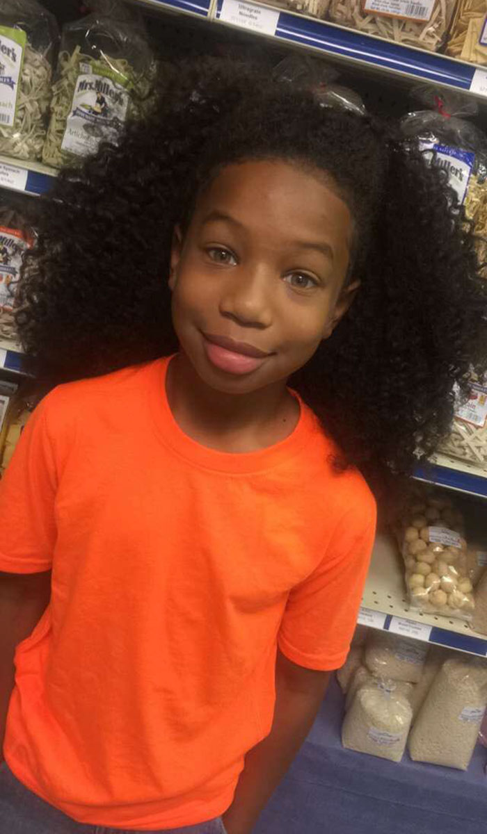 This 10-Year-Old Boy Spent 2 Years Growing His Hair To Make Wigs For Kids With Cancer - The almost 8-eight-year-old decided to start growing his hair out for kids who had lost theirs to chemotherapy
