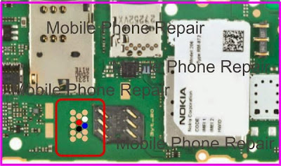 Pinout NOKIA 206 RM-872 USB Flash