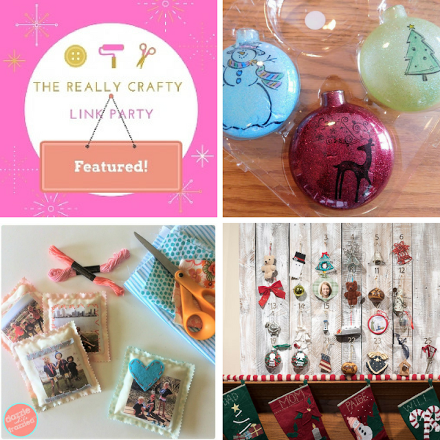 The Really Crafty Link Party #94 featured posts