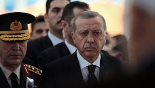 Ο Ερντογάν προκαλεί: Η Ελλάδα κρύβει τους τρομοκράτες