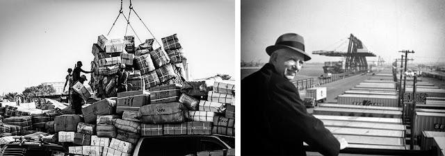 Малькольм Маклин создатель морского контейнера
