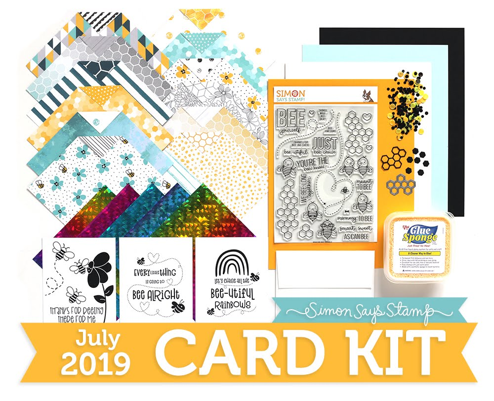 July Card Kit of the Month!