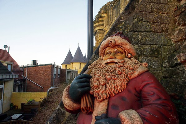 valkenburg kerstman