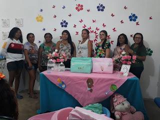 Projeto 'Bebê da Cidadania' realiza atividades nas zonas rural e urbana de Picuí