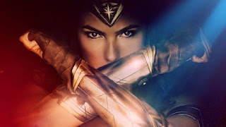 wonder woman: la amazona para balas en un nuevo poster