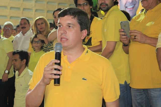 POLÍTICA: Joãozinho Tenório pode ser candidato a deputado em 2018.
