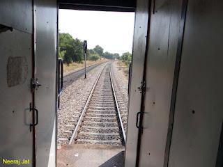 सवाई माधोपुर-जोधपुर-बिलाडा-पुष्कर ट्रेन यात्रा