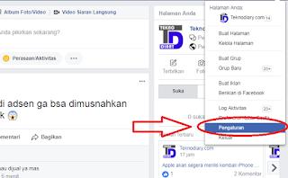 cara mematikan fitur otomatis memutar video di facebook
