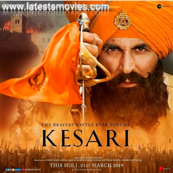 Akshay kumar movies kesari