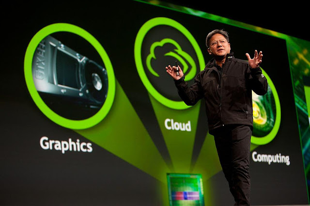 El presidente de Nvidia crítica abiertamente a la nueva  Radeon VII
