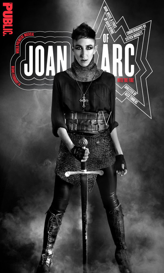 David Byrne S New Show Quot Joan Of Arc Quot To Debut February