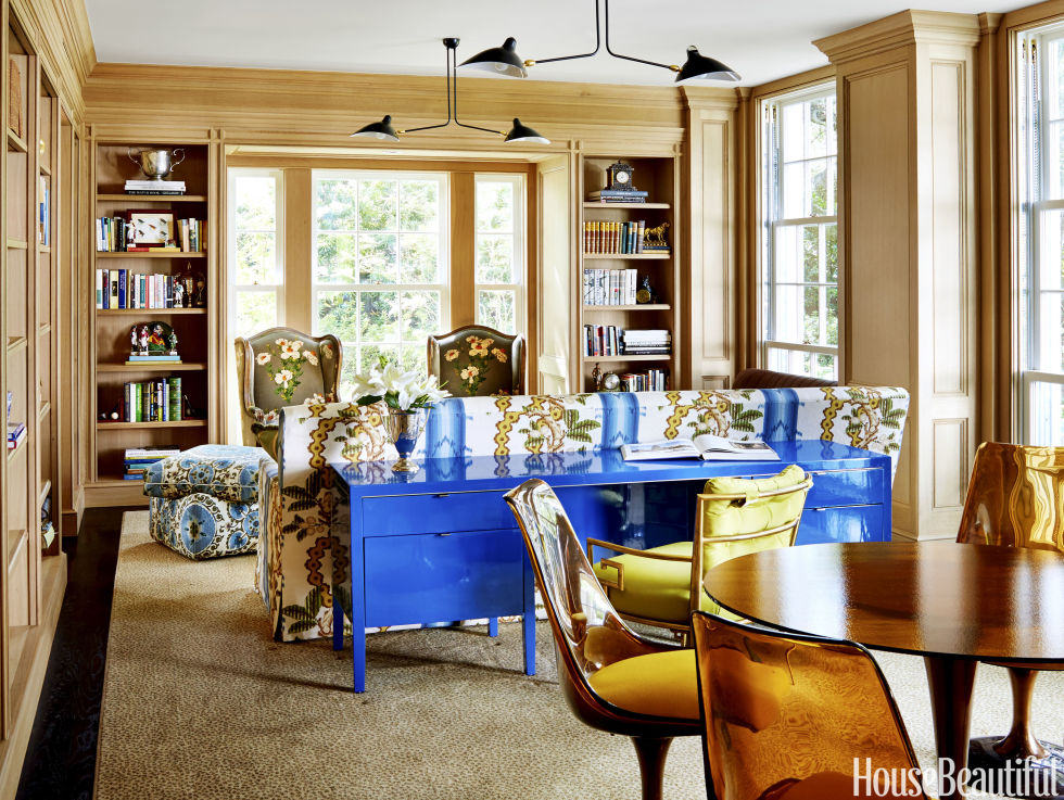 Bailey mccarthy 39 s whimsical and colorful texas home the for Colorful whimsical living room