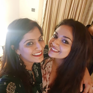 Keerthy Suresh Wishing a Very Happy Birthday to Varalaxmi Sharath Kumar