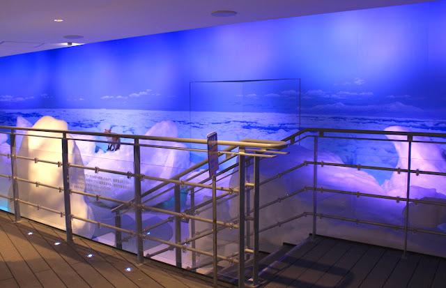 網走の流氷館では流氷のない時期でも流氷とクリオネを見れる?【h】