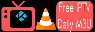 Free IPTV Daily M3U Playlists 29 October 2017