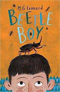 Beetle Boy by M.G. Leonard