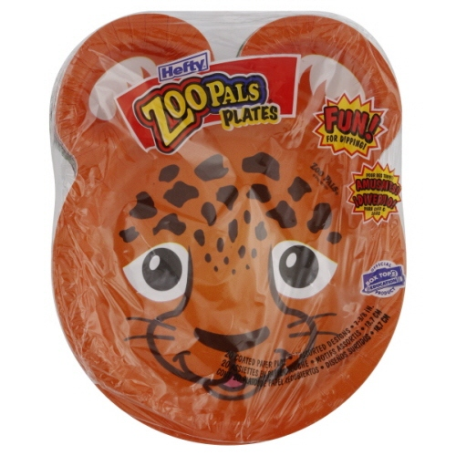 Wegmans: Cheap Hefty Zoo Pals Products with printable ...
