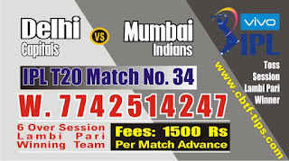 Tips by Experts DC vs MI