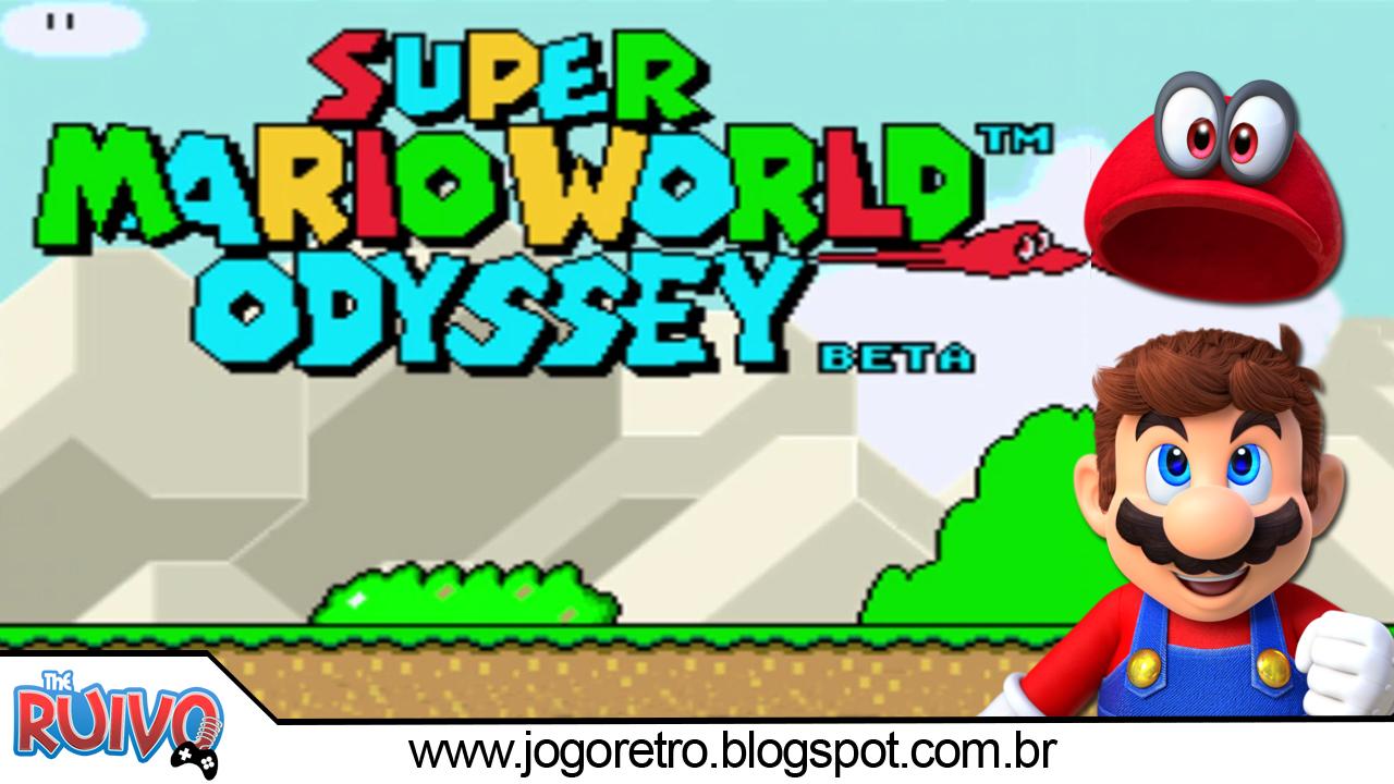 Super Mario world hacks