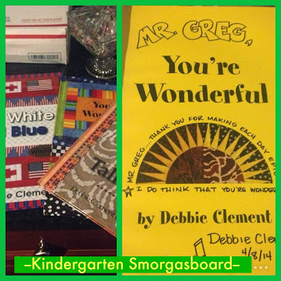 Debbie Clement's Picture Books: The Power of YOUR Name in a Book!
