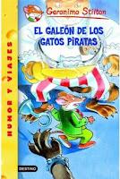 El galeón de los barcos piratas