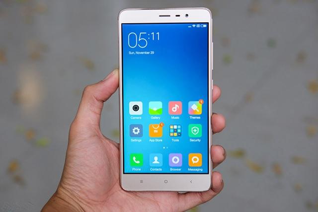 Xiaomi Redmi Note 3 chính hãng