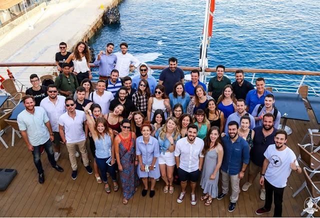 CruiseInn: 3 νικητές από τη φετινή κρουαζιέρα επιχειρηματικότητας