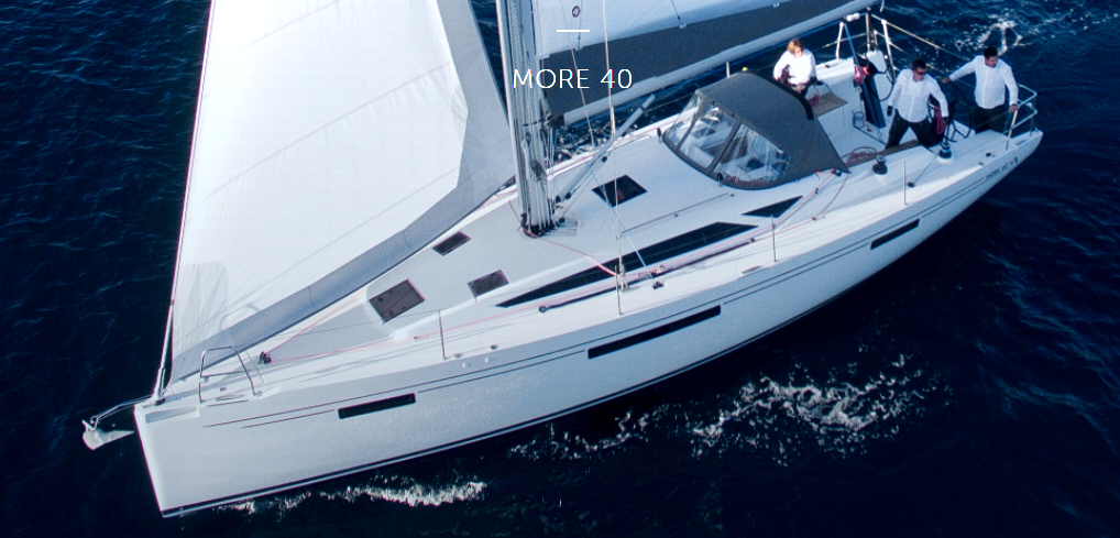 Interesting Sailboats: MORE 40, THE BEST QUALITY PRICE?