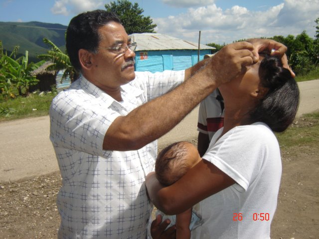 Fundación Ramiro García realizó operativo en El Valle
