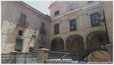 Madrid; Viagem Europa; Turismo na Espanha; Igreja de San Ginés