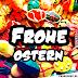 Frohe Ostern grüße / Osterkarten bilds