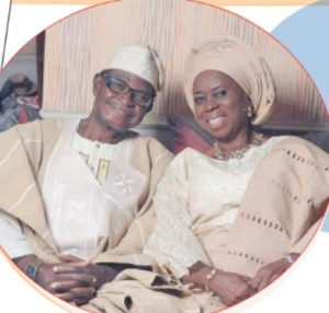 IMPRESSIVE! Nigerian Couple Reveals The Secret Behind Their 55 Years Old Successful Marriage (Photo)
