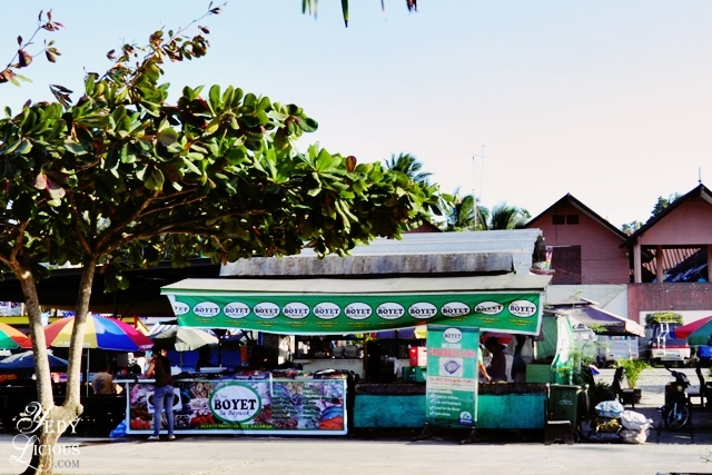 Restaurants and Food Stalls at City Baywalk Park Best Restaurants in Puerto Princesa Palawan Philippines YedyLicious Manila Food and Travel Blog