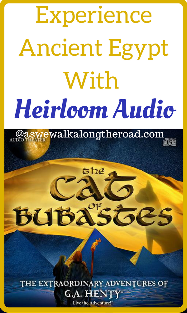 The Cat of Bubastes audio drama